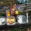 お弁当作って鶴見岳紅葉ハイキング