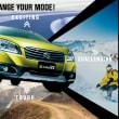 CHANGE YOUR MODE! 新型SX4 S-CROSS誕生。