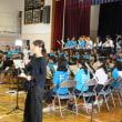 高槻・十中校区「第14回 たそがれコンサート」が、今年も、台風直前!に開催されました。