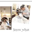 境港のカニとカリスマ美容師?