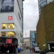 韓国ソウル・繁華街の明洞の朝