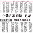 「京都新聞」にみる近代・現代-96(記事が重複している場合があります)