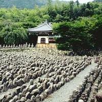 嵐山から化野の念仏寺へ