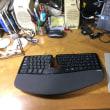 パソコンキーボード新しくしました