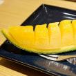 箱根の夏休み_04:ハイアットの夕飯