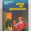 ドイツ語の本-Spuk im Berghotel