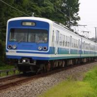 伊豆箱根鉄道駿豆線をミラレースカメラ(LUMIX)で撮影