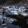 冬の南ア・三度目の鋸岳縦走