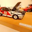 トヨタセリカ TA64  【東京妙案ギャラリー@白金台 SPORT CARS MODELING 超精密モデラー4人展】
