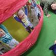 みどり 4歳児 戸外遊び・作品見学