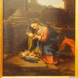ウフツィ美術館の聖母比べ下 「ムキムキ聖母」ミケランジェロ、「慈しみ」のラファエロ、「長い首」のパルミジャーノ