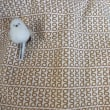 羊毛フェルト シマエナガ