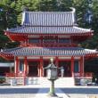 聖光寺と蓼科湖彫刻公園