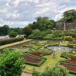 ライムパークの庭園見学、技巧を凝らした庭園デザイン「フォーマル・ガーデン」