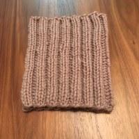 編み物記し