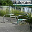荒川CRの自転車ゲート
