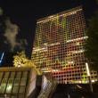 霞が関ビル50th記念 デジタル掛け軸2