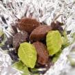 """モンロワールの大人気のチョコレートのひとつ""""リーフメモリー""""いただきました~"""