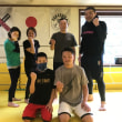 6/20下川原やすなりコーチの水曜朝フィットネスクラス練習日記