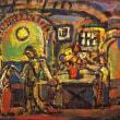 ジョルジュ・ルオー聖顔に込められた魂の救済@日曜美術館