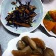 食物繊維が豊富な田舎の食卓