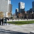 12月の東京駅:丸の内中央口と完成した丸の内中央広場 PART2