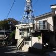 諏訪市岡村の火の見櫓