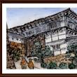姫路城 2 菱の門