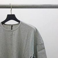 KAZUYUKI KUMAGAI 2018 PRE-FALL / C-NECK T-SHIRT