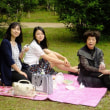 京成バラ園 家族で楽しむ