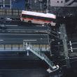 震災時の神戸の恐怖を伝える画像
