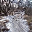 花立山から先は真冬のような丹沢;塔ノ岳(2018年37回目)