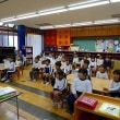 10月26日 聖マリア幼稚園で、日本茶教室