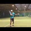 ■ボレー  ボールを捉える方向に顔の向きを向ける  〜才能がない人でも上達できるテニスブログ〜