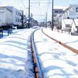 雪のある街角(Ⅷ)