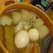 おでんの夕食と中国料理世界チャンピオンのギフトセット♪
