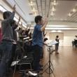 【INNOVATION OPERA「ストゥーパ〜新卒塔婆小町〜」】立ち稽古