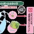 ペットボトルのラベル 日本ってすごいな~