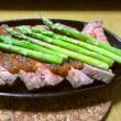 ステーキの低温調理