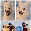 雪だるまコンテストNo.17