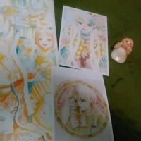 わたしの尊敬する芸術家☆