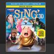海外盤の  『Coraline』  『Sing』 をポチりました。