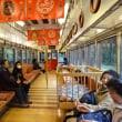 絵手紙電車・和歌山電鉄貴志川線の旅