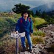 思い出に残る山(18)篭の登山(2227m)~水の塔山(2202m)~みはらし岳(2095m)