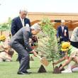◇【最後の公務】・・・・・・福島県植樹祭で思いで植樹!