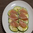福岡の料理&お片づけ教室「ベジフルキッチン」より:ズッキーニでカルパッチョ