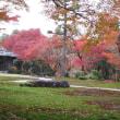 紅葉・奈良・吉城園