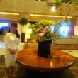ホテルグランヴィア広島にて