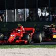 リカルド、母国表彰台ならず「キミに手の内を見透かされ、オーバーテイクできなかった」レッドブル F1オーストラリアGP日曜