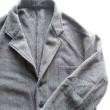 パリつれづれなるまま に買い付け-1524/Pascal veste en laine marron L size